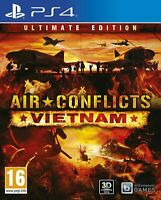 Jeu Air Conflicts Vietnam PlayStation 4 PS4 / Ultimate Edition / 3D Compatible