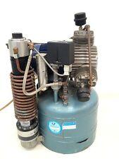 Dürr Duerr Kompressor Dentalkompressor Typ AMEB 90 SY4 R3 Top Zustand