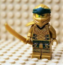 LEGO ® NINJAGO   FIGUR LLOYD, GOLDENER NINJA AUS SET 71742   NEU   NJO654