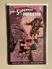Superman Vs Predator #2 8.0 VF (2000)