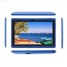 """BCF3 7"""" Google Android 4.4 HDMI Quad Core Dual Camera 4GB Tablet 512m EU blue"""