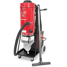 Ermator S36 Hepa Vacuum 120v Heavy Duty Dust Collector for Concrete Grinding