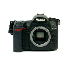 Nikon D7000 16.2 MP Digital SLR Camera - Black (Body Only) UNTESTED