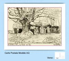 CP AQ 35130 CARTE POSTALE DESSIN 35 ESSE