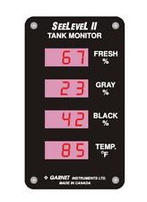 See Level II Tank Monitor 713 New in Sealed Box Garnet Instruments RV Motorcoach