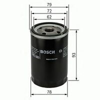 BOSCH ENGINE OIL FILTER OE QUALITY REPLACEMENT 0451103363