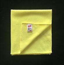 3M Scotch-Brite Hochleistungstuch Poliertuch Microfaser gelb 36 x 32 cm