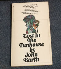 1969 Book LOST IN THE FUNHOUSE by John Barth