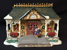 Hershey's Chocolate Sweet Shoppe Christmas Village 2001