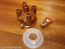 RENAULT 5 GT TURBO NEW DISTRIBUTOR CAP + ROTOR ARM + SEALING RING DUST COVER