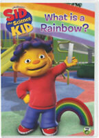 Sid the Science Kid: What Is a Rainbow? [New DVD]