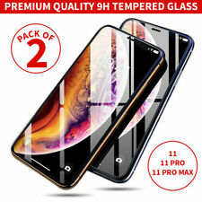 Tempered Glass Screen Protector for iPhone 11, 11 Pro,11 Pro Max, XS, XR, XS Max