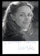 Anne Marie Kuster AUTOGRAFO MAPPA ORIGINALE FIRMATO # BC 26292