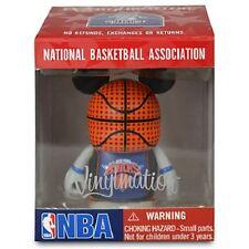 "DISNEY VINYLMATION MICKEY NBA NY NEW YORK KNICKS 3"" EXCLUSIVE w/ BOX"