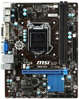 MSI B85M-IE35 LGA 1150 MicroATX PC Motherboard Intel B85 DDR3 Mainboard
