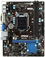 MSI B85M-IE35 LGA 1150 MicroATX PC Motherboard Intel B85 DDR3 Mainboard