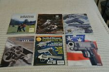 Smith & Wesson Gun and Firearms Literature Catalogs