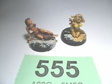 Warhammer 40k Dark Eldar Prisoners Slave Girls rare metal Lot 555