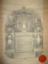 Freemasons- Royal Arch Masons-Brockton-Boston-Paul Revere Lodge-Satucket