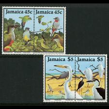 JAMAICA 1988 Birds. SG 707-710. Mint Never Hinged. (AX207)