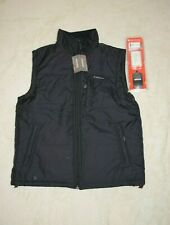 New Venture 3 Zone Heated Quilted Nylon Vest Men's Rechargeable Battery sz. L
