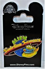 Disney Hollywood Studios Exclusive Toy Story Land Alien Swirling Saucer 3-D Pin