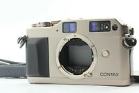 [Near MINT] Contax G1 35mm Rangefinder Film Camera Body From JAPAN