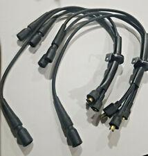 Maserati 6 cyl Ignition Cables 7mm Silicone Copper Core