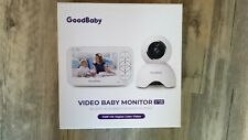 GoodBaby Video Baby Monitor (Brand New)