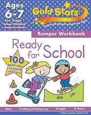 Gold Stars KS1 Bumper Workbook Age 6-7 (Key Stage 1) New Book