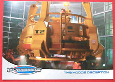 THUNDERBIRDS (The 2004 Movie) - Card#30 - The Hood's Deception - Cards Inc 2004