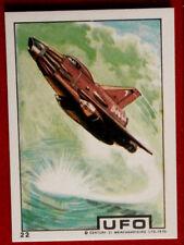 UFO - SKY ONE LAUNCHING - Monty Gum (1970) - Card #22
