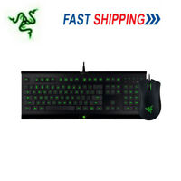 Razer Cynosa Pro Keyboard +Razer DeathAdder 2000 Mouse Combo Kit PC Gaming Set