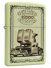 Zippo Car Vanille Vintage Selten auf Wunsch mit persönlicher Gravur , 60002947