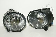 BMW 3 Series E92 E93 M3 M-Package Coupe Cabrio 06- Fog Driving Lights Lamps PAIR