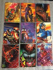 1995 Marvel Masterpieces Base Cards Singles Pick One(1)