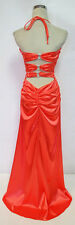 BLONDIE NITES Peach Juice Formal Prom Gown 7 - $155 NWT