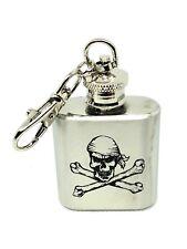Flask mini skull crossbones pirate scuba dive equip 888 Flapping Flags #10
