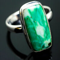 Peruvian Opal 925 Sterling Silver Ring Size 8 Ana Co Jewelry R998451F