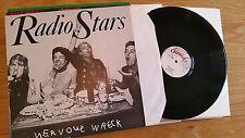"RADIO STARS - NERVOUS WRECK - CHISWICK NST 23 - 12"" SINGLE"