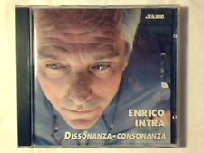 ENRICO INTRA Dissonanza-consonanza cd ALFREDO GOLINO COME NUOVO LIKE NEW