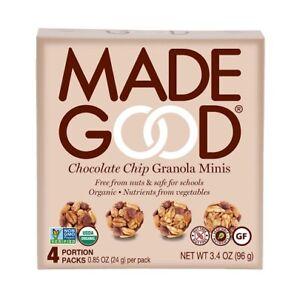 Made Good Chocolate Chip Granola Minis