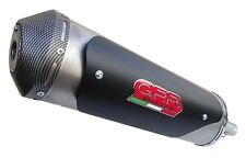 010819 Marmitta Maxi Street Titanium  500 GPR Gilera Nexus 500 EU3 500 09/12