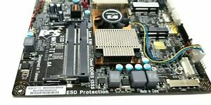NM70-TI (V1.0A) Intel Celeron 847/807 Intel NM70 Thin Mini-ITX ECS Motherboard