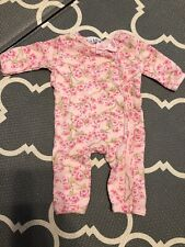 Nicole Miller Infant Girl 0-3 Months One Piece