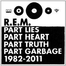 R.E.M. - PART LIES PART HEART PART TRUTH PAR...2 CD NEU
