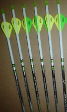 @CUSTOM@ 6-- Carbon Express Pile Driver PTX Pass Thru Extreme 250 Carbon Arrows
