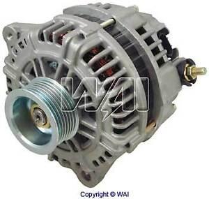 ALTERNATOR(11121)FITS 05-06 NISSAN XTERRA 4.0L-V6/110AMP/7-GROOVE PULLEY