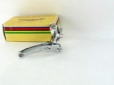 Campagnolo Nuovo Record Front Derailleur NEW Clamp on Vintage RAcing Bicycle NOS