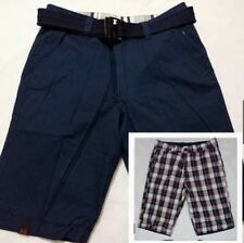 RIVERSIBLE SHORT Blue Size 28 to 34
